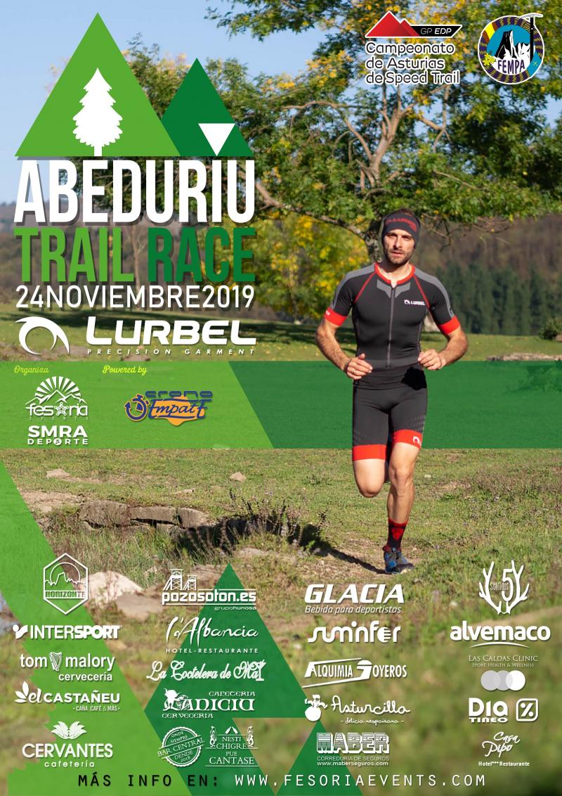 ABEDURIU TRAIL RACE - Inscríbete
