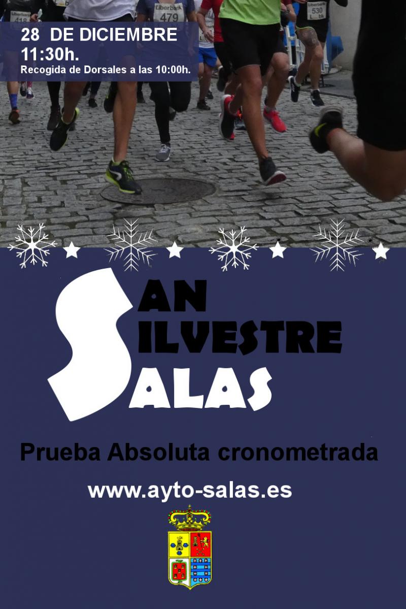 Resultados SAN SILVESTRE DE SALAS 2019