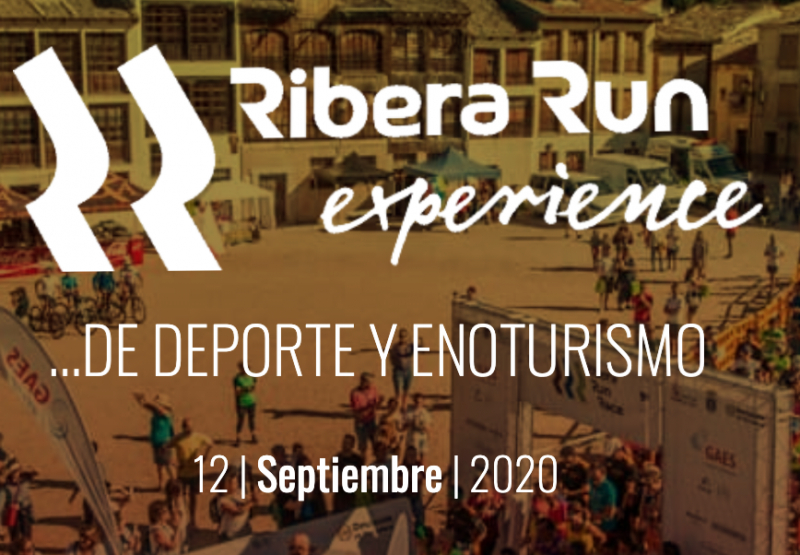 Cartel del evento RIBERA RUN EXPERIENCE