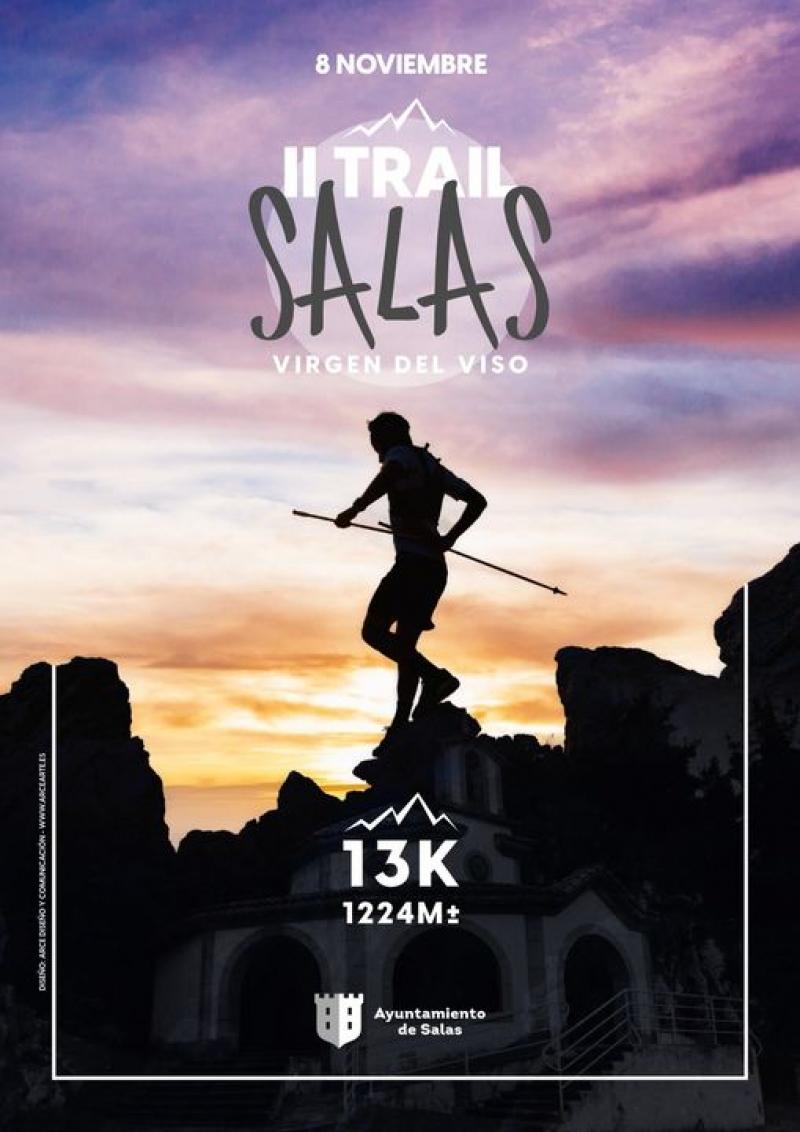 Cartel del evento II TRAIL SALAS - VIRGEN DEL VISO