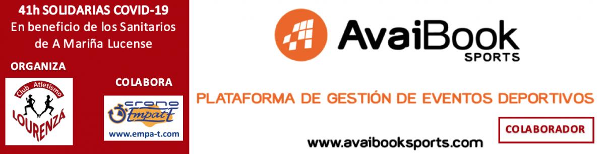 Contacta con nosotros  - 41H. SOLIDARIAS – COVID 19 | EN BENEFICIO DE LOS SANITARIOS DE A MARIÑA LUCENSE