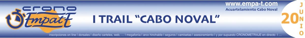 Inscripción  - I TRAIL  CABO NOVAL